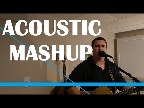 Acoustic Pop/HipHop Mashup - Marco Duguay (Eminem, Ed Sheeran, The Notorious BIG, Jay Z, Etc..)