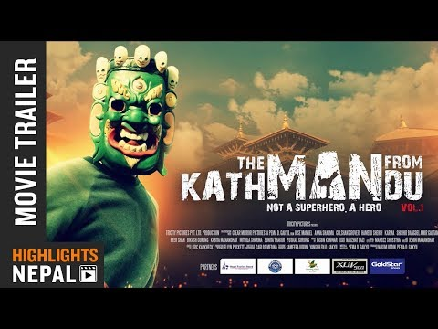 THE MAN FROM KATHMANDU | Nepali Movie Official Trailer 2019 | Releasing On March 15 | Chaitra 1