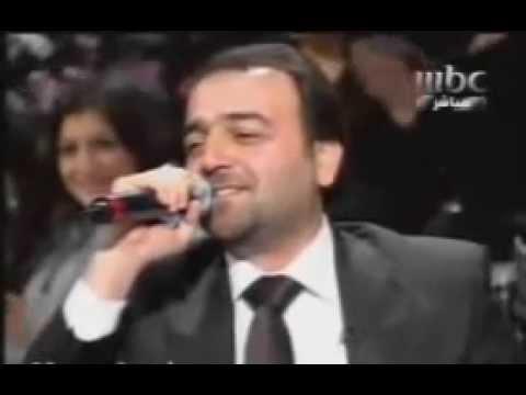 Samer Al  Masri Singing سامر المصري دلعونا مع نيشان