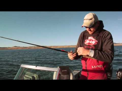 Fishing Tips. Trolling With Snap Weights. Nate Zelinsky Trout