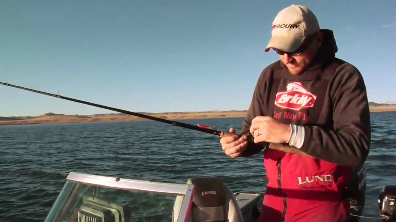 Fishing Tips  Trolling with Snap Weights  Nate Zelinsky Trout