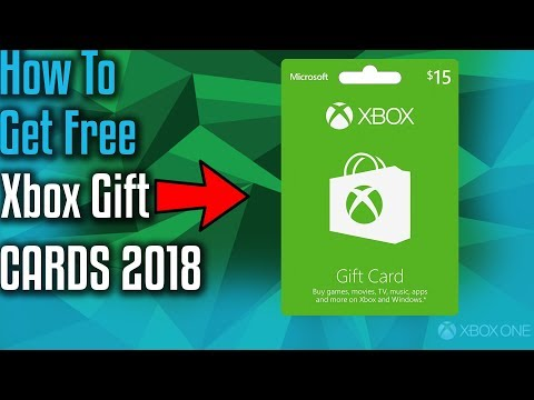 DOES IT WORK?!HOW TO GET FREE XBOX GIFT CARDS 2018