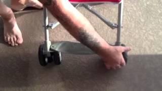 Zooper Stomp Stroller