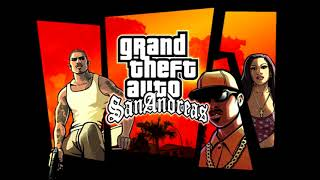 GTA San Andreas - Arcade Game Music from Go Go Space Monkey