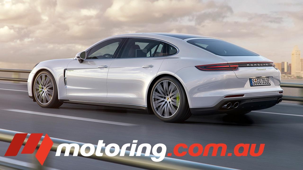 2017 Porsche Panamera 4 E Hybrid Review