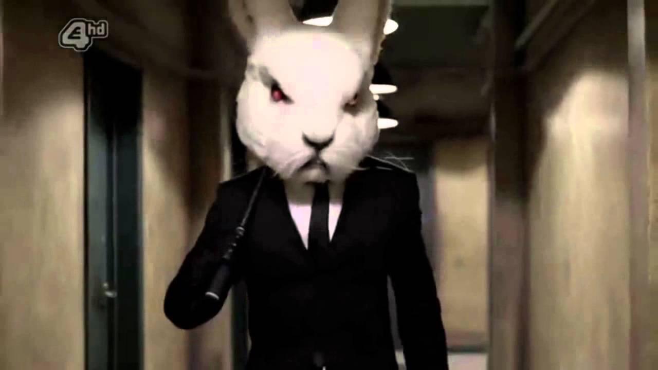 Картинка отбросы когда был кролик