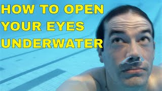 Скачать HOW TO OPEN YOUR EYES UNDERWATER