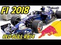 F1 Red Bull RB14 Analysis - Lets Talk F1 2018