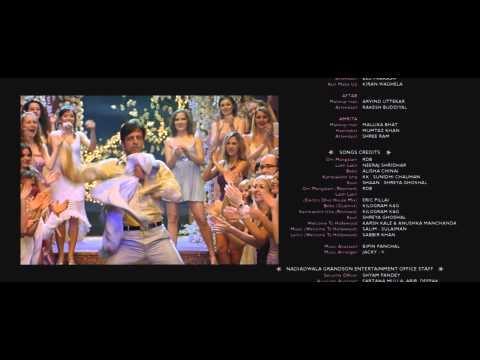 Hindi Songs Of Kambakkht Ishq - Om Mangalam End Credit 1080p