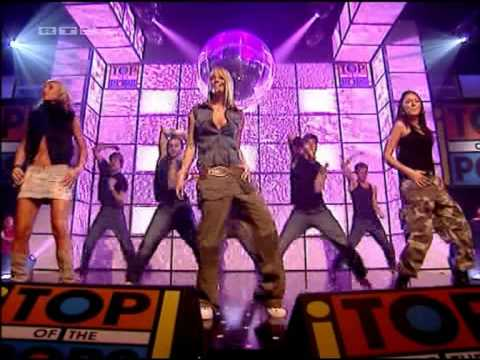 Atomic Kitten - Be with you live 2003 TOTP- changirls.com more videos