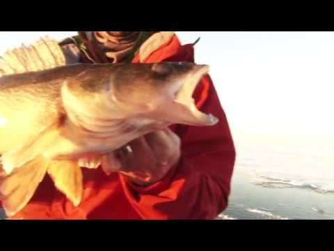 Fishing Report Mille Lacs December 2018