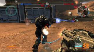 GamesCom 2009: Section 8 Multiplayer Gameplay
