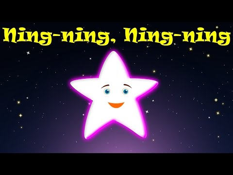 Ning-ning Munting Bituin   Awiting Pambata TV Tagalog   Twinkle Twinkle Little Star in Filipino
