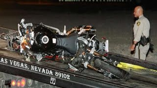 7 of History's Most Famous Motorcycle Accidents