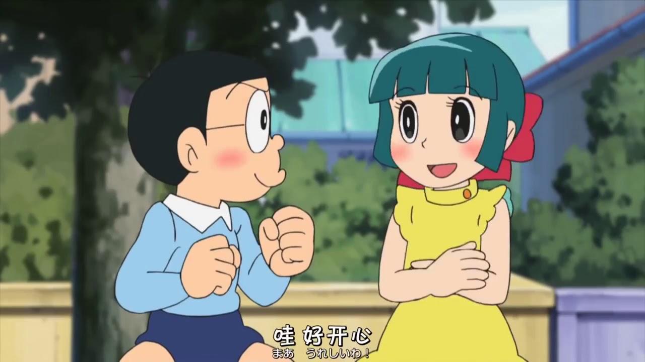 哆啦A夢 新番 l 我愛機器少女 l 日語配音 中文字幕 l 1080p - YouTube