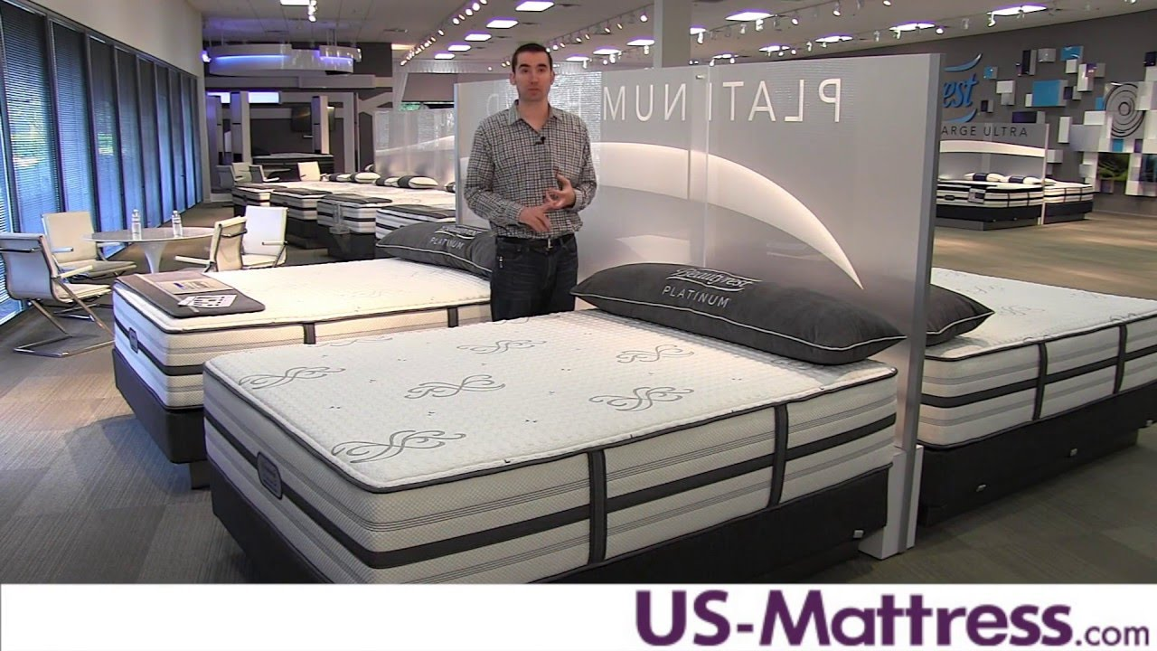 simmons beautyrest platinum hybrid waltz luxury firm mattress expert review