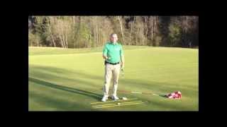 Урок по гольфу №3 - Паттинг Часть 2 (Техника)