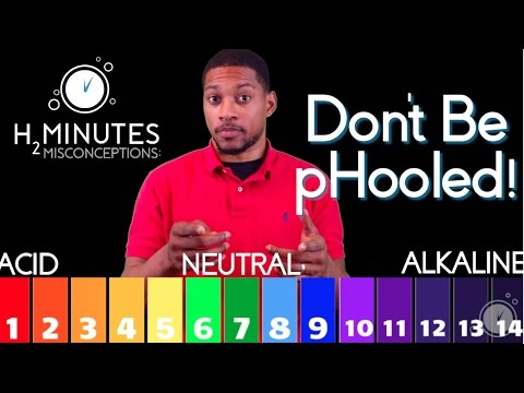 Alkaline Water: Don't be pHooled - Misconceptions