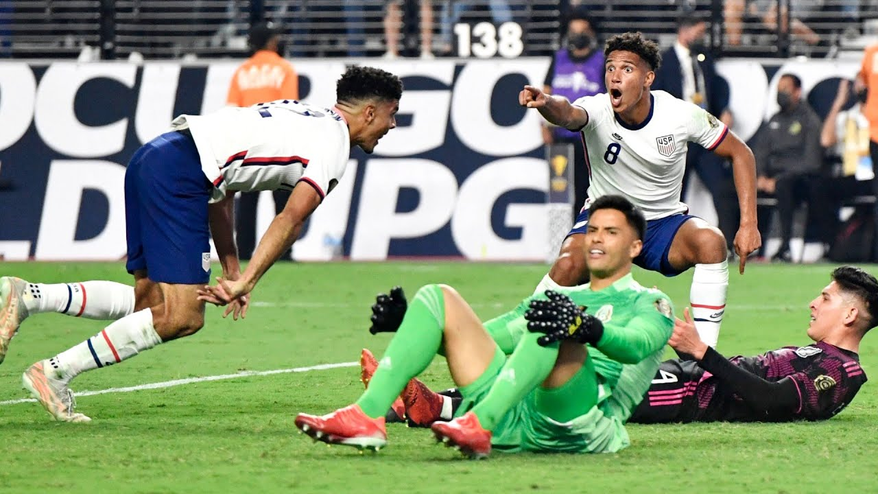 USMNT Beats Mexico for Gold Cup Title on Miles Robinson's Extra ...