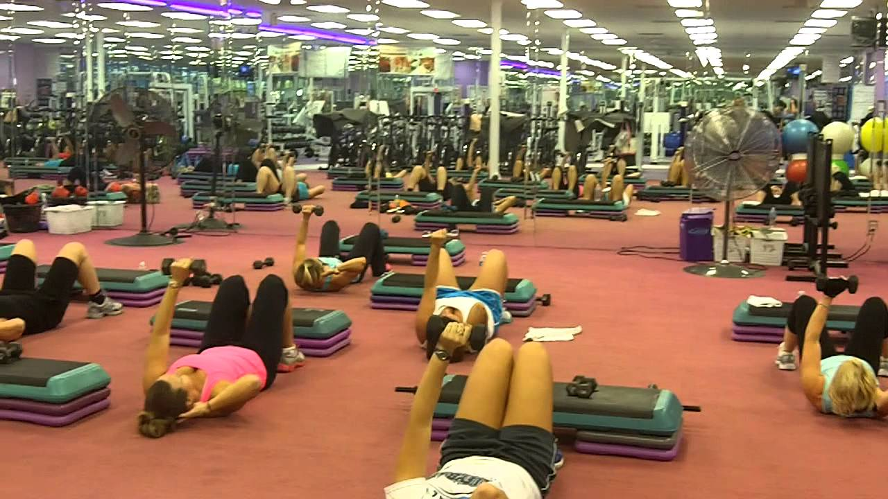Wilmington lady fitness