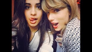 Taylor Swift & Camila- opening acts on the reputation tour - commemorative video