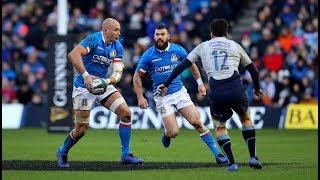Short Highlights: Scotland v Italy   Guinness Six Nations
