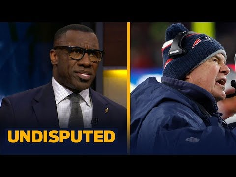 Shannon Sharpe reacts to Chiefs' victory over Patriots | NFL | UNDISPUTED