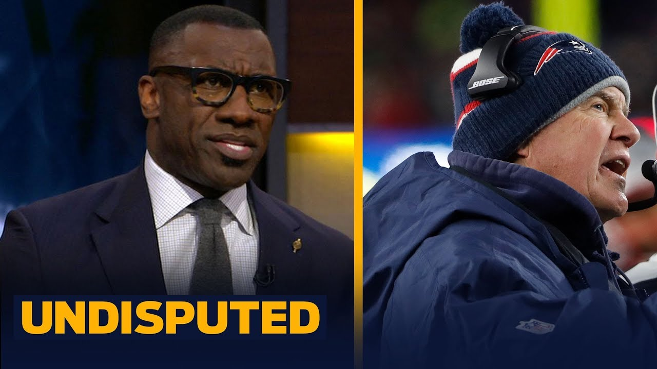 Shannon Sharpe reacts to Chiefs' victory over Patriots | NFL