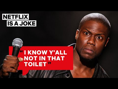 15 Minutes of Kevin Hart Dad Jokes | Netflix Is A Joke