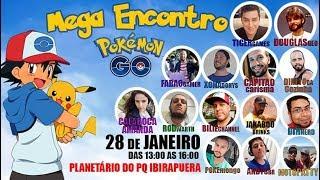 Mega Encontro Pokémon GO CONFIRMADO!