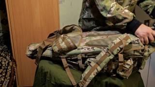 Рюкзак 9.11 с чехлом для оружия. Обзор