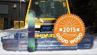 Venture Zelix Narrow - Good Wood 2015 Women's All Mtn. | TransWorld SNOWboarding