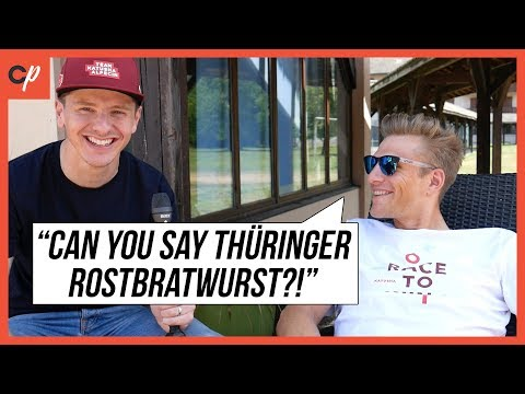 Cycling And Sausages With Marcel Kittel