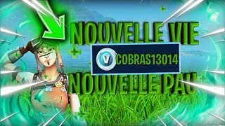 FORTNITE /#LIVE/#pp code cobras13014 /FR