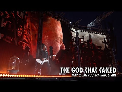Metallica: The God That Failed (Madrid, Spain - May 3, 2019)