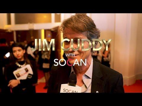 SOCAN interviews 2017 Canada's Walk of Fame presenter Jim Cuddy