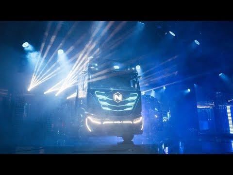 Premiere IVECO NIKOLA Truck - NikolaTRE