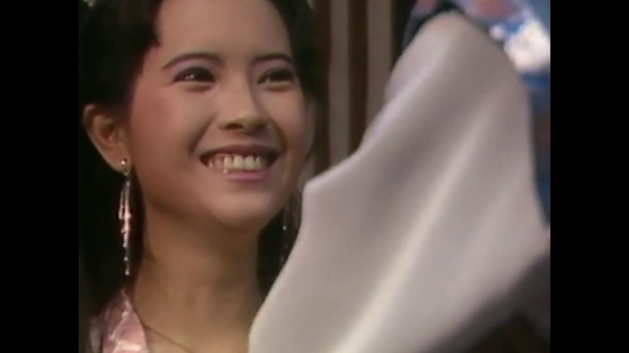 《蓋世豪俠》雪雁的笑容永遠在我們心中 - YouTube