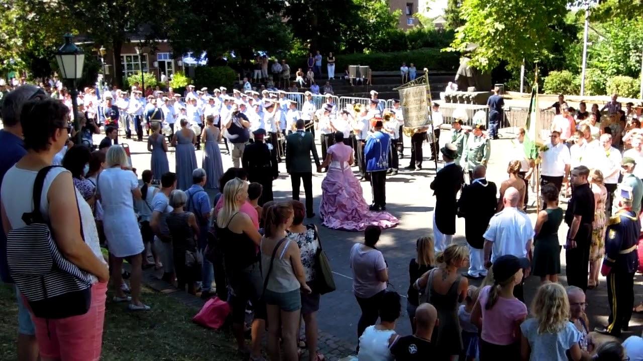 Download Schützenfest Zons 2018,  Sonntag großer Festzug vor der Parade (6)