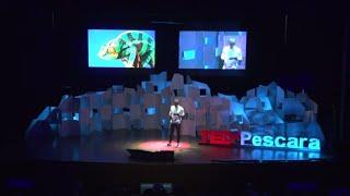 Behind the human digital transformation | Matteo Piuri | TEDxPescara