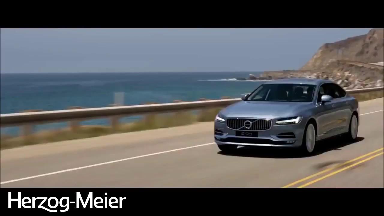 2017 Volvo S90 At Herzog Meier Volvo Youtube