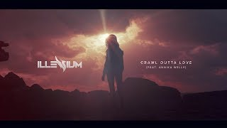 Смотреть клип Illenium - Crawl Outta Love Feat. Annika Wells