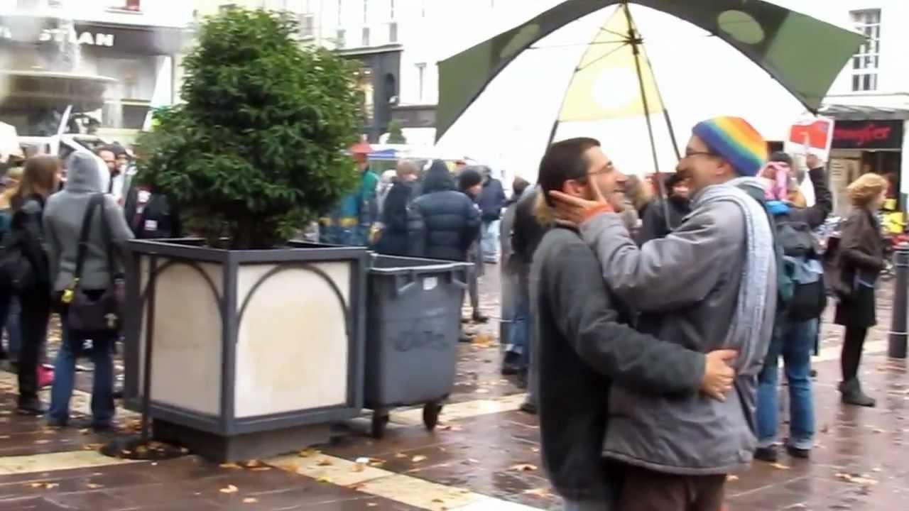 rencontre gay pour mariage à Grenoble