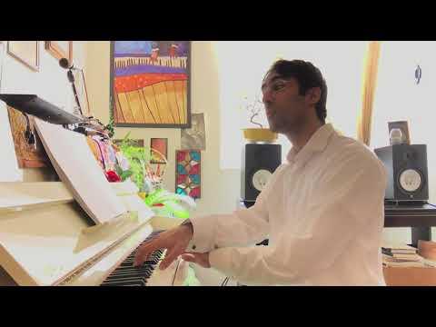 Ali Ghazi Plays Béla Bartók, Mikrokosmos, Vol. IV, 103,Minor and Major.