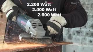 Bosch meuleuse GWS 22-230 - Guedo outillage