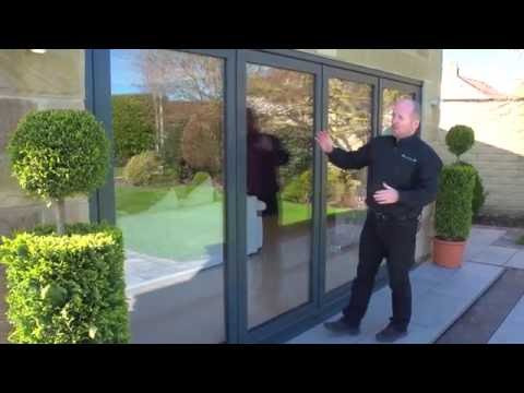 The Panoramic Patio Door System