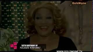 NGOZI NWOSU 50TH BIRTHDAY PARTY [VIDEO]