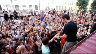 ТТП - Купчино live (веранда MODа 8.07.11) feat. David (Италия, Генуя)