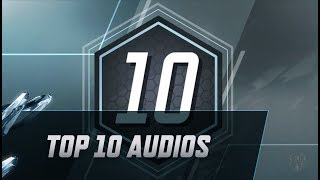 CBLoL 2019 - 1ª Etapa - Top 10 audios