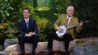 Steve Martin Joins Stephen For A Song About Friendship